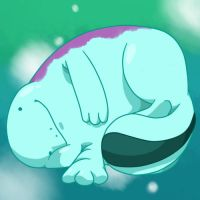 #15: Quagsire by ostrelephant