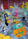 Adventure Time Halloween Party by amanda4quah