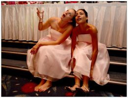 Bridesmaids by wildplaces