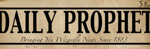 The Daily Prophet by Akonyte