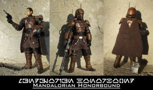 Mandalorian Honorbound by Son-of-Italy