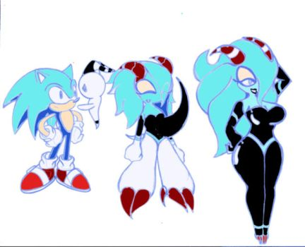 sonic zeti tg ( requested by SuperSonicUniverse ) by ChompWorks
