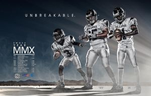 SWOSU Football - Year MMX by kylewright