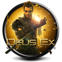 Deus Ex : Mankind Divided png Icon by S7 by SidySeven