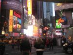 Times Square NYC by Kinetic-Passion