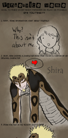 Fanservice meme: Shira by shorty-antics-27