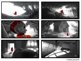 Layout Red by LeoniAnnalisa