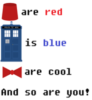 Doctor Who Valentine by Moon-Potato