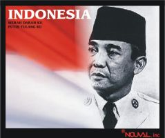 IIP-INDONESIA SOEKARNO by inumocca