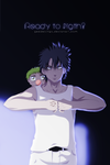 Ready to figth? - Oga tatsumi by iGeerr