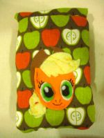 MLP Applejack iPod Cozy by jagyularr