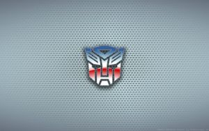 Wallpaper - Transformers 'Autobots' Logo by Kalangozilla