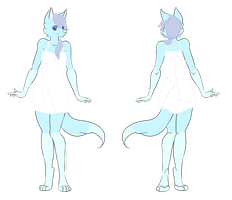 CHEAP Fox Anthro Adoptable! .:CLOSED:. by ZelTheNeko