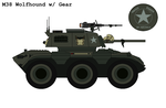 P.R M38 ''Wolfhound'' Armoured Car With Gear by Buckshot488