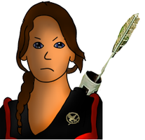 .: Katniss Attempt Again :. +I think this is good+ by Dawn7252000