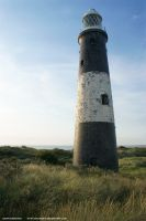 Spurn Point Lighthouse by gavin2610
