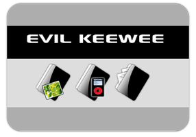 EVIL KEEWEE by ifido