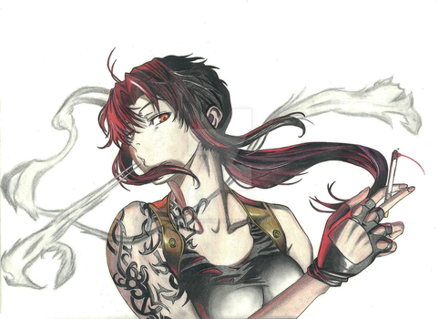 Revy by AceintheSoul
