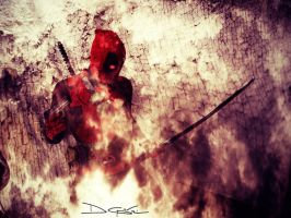 Deadpool 2013 x6 by yume-ninja