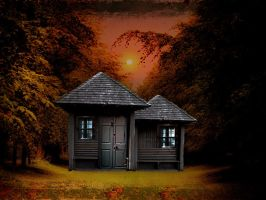 The Cottage by 3punkins