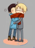 Commission : Dashima 2 by FluffyHeart