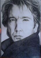 Alan Rickman by Sam-in-Motion