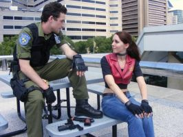 Chris Redfield: Otakon 3 by NoWhereMedia