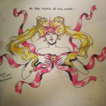Sailor Moon by xXmuppetguruXx