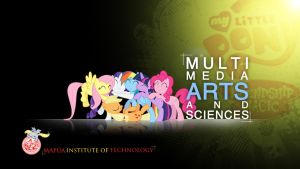 Mapua Wallpaper - Multimedia Arts and Sciences by LuGiAdriel14