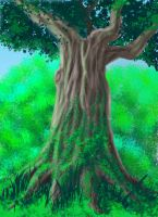 A tree by hcollazo2000