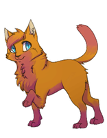 :CO: Crystal the cat CLICK ME! by soupa12