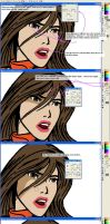 Coloring Tutorial part 11 by JosephB222