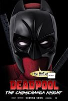 Deadpool The Chimichanga Knight by BlueprintPredator