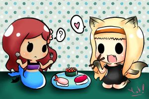 [request] Sushi Time! by nammon02