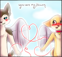 You Are My Heaven by Whovian-Rinny