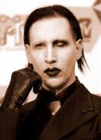 Marilyn Manson by BlueTooth16