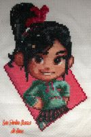 Vanellope by barteletjess
