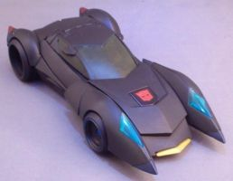 Transformers Batman V2 Car by Shinobitron