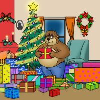 Alfonso's christmas by lord-mondragon