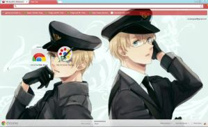 USUK Chrome Theme by easterlil