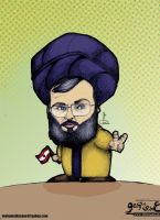 Hussan Naserallah by truthfighter