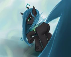 Pony Chrysalis by FictiveTriad