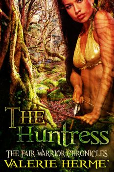 The Huntress by CAWaters