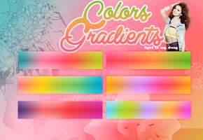 Colors Gradients by LightIsMyDrug