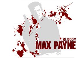 Max Payne bloody by tibots