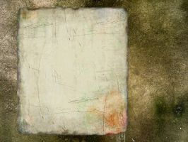 Old Paper on Textured Surface by spicorder-stock