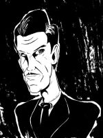 Vincent Price by ZenandGroove