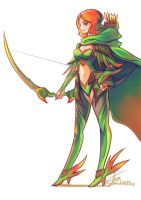 windrunner by Kai-E-soh