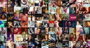 True Blood Icon Collage by WillaWalo