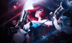 Miss Fortune Signature by iDeaThCroSs
